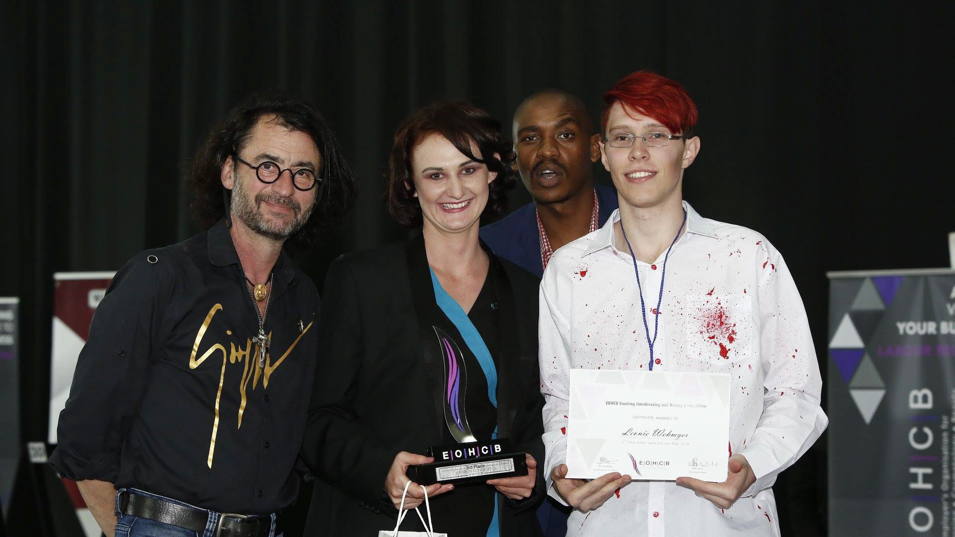 our-student awards