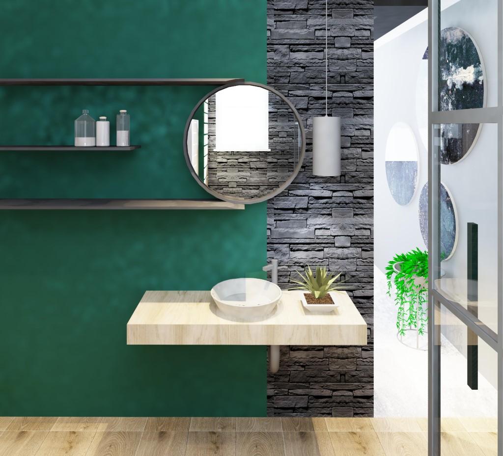 Darian Bathroom