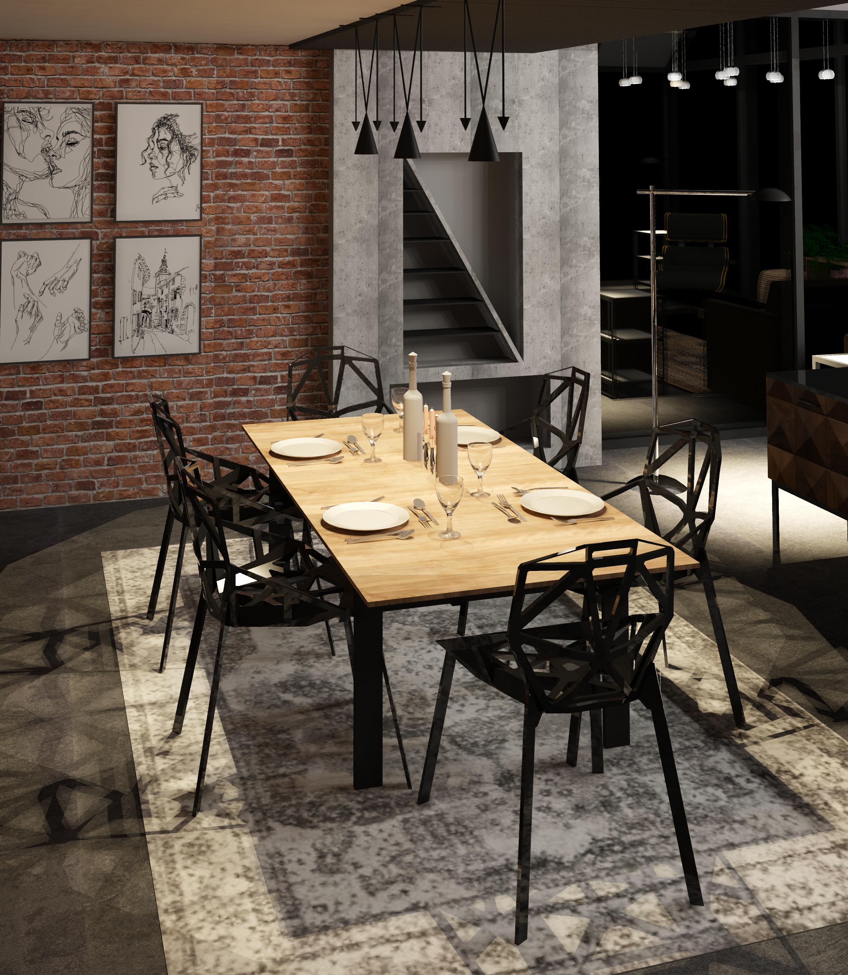 Darian Dining Room