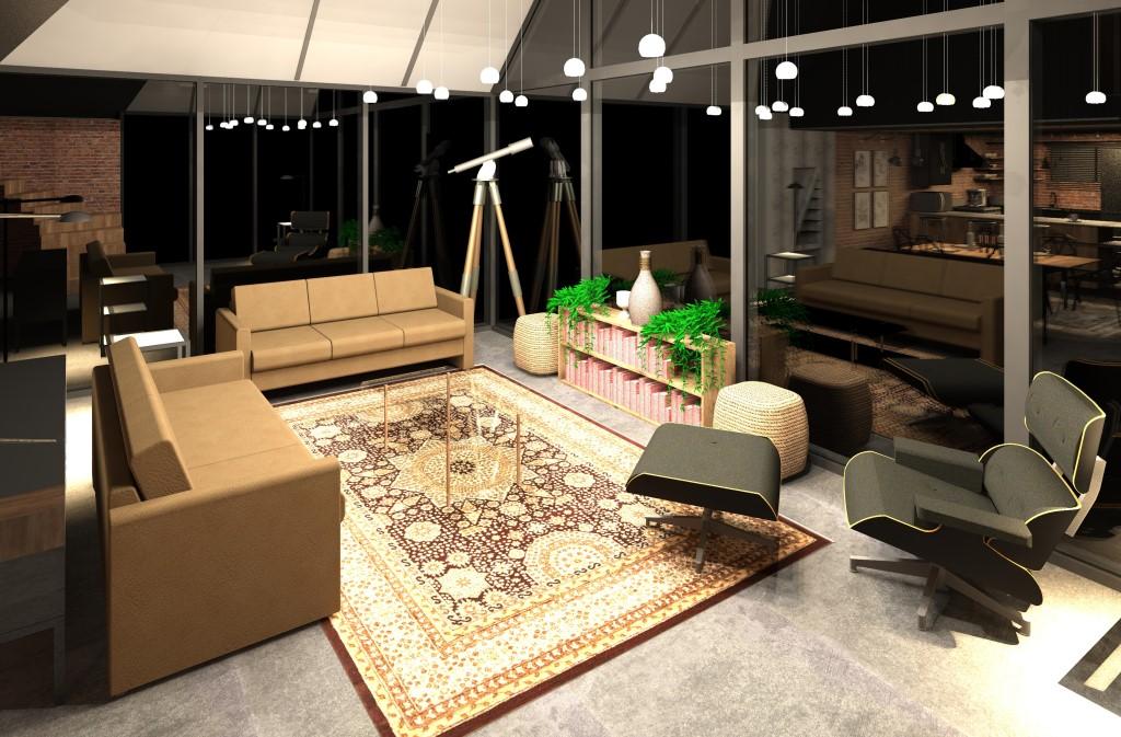 Darian Lounge