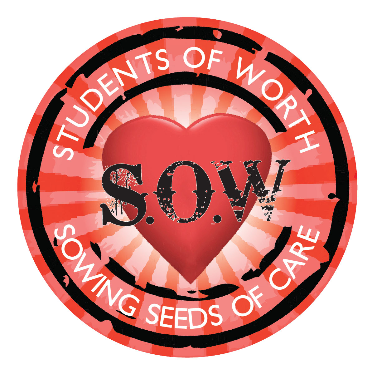 Students of worth sowing seeds of care